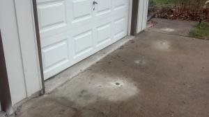 Driveway Repair After